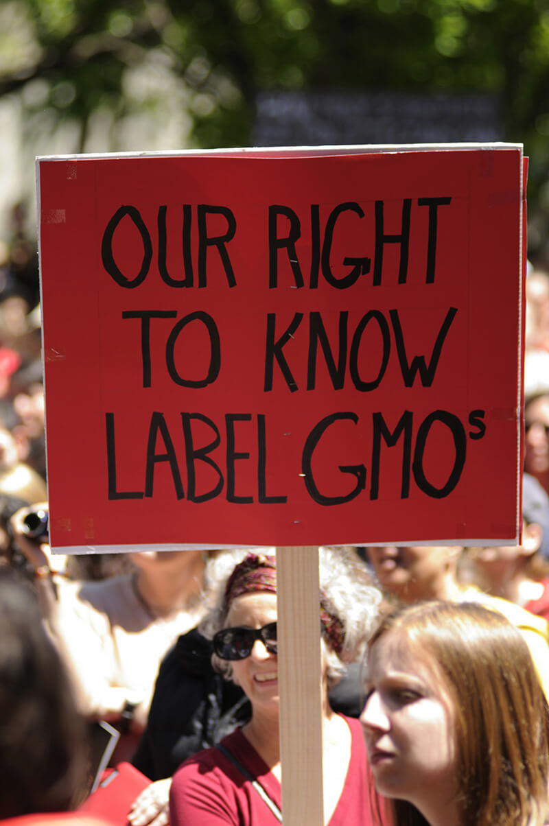 Tell Nestlé to label GMOs!